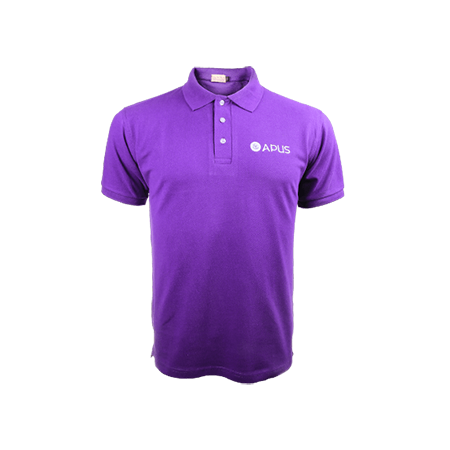 Polo Shirt - Purple