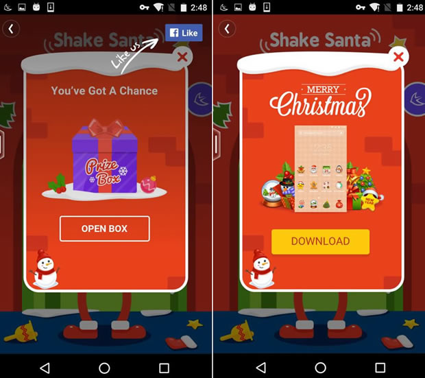 Tips for Getting CHRISTMAS GIFTS in an ANDROID SMARTPHONE!