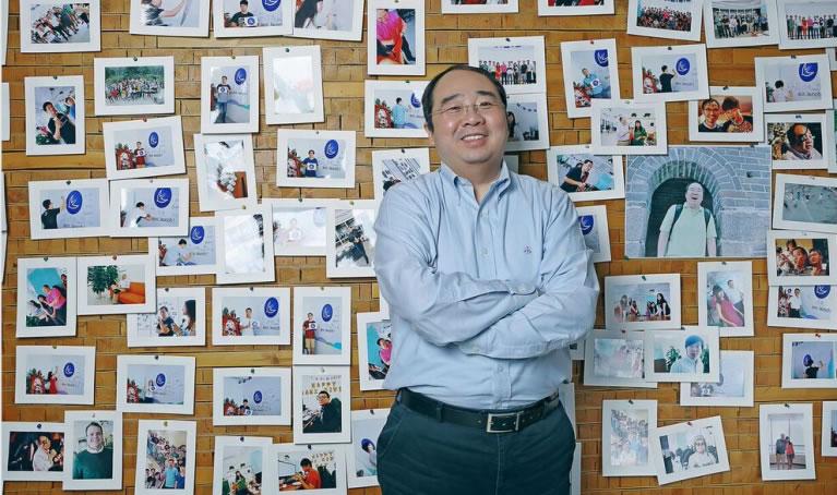 APUS Group Founder Li Tao, who may become China's next Jack Ma. Photo Credit: PR